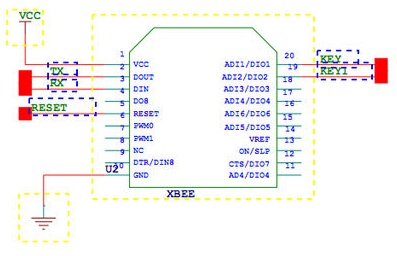 bluetooth bee hc06 schematic